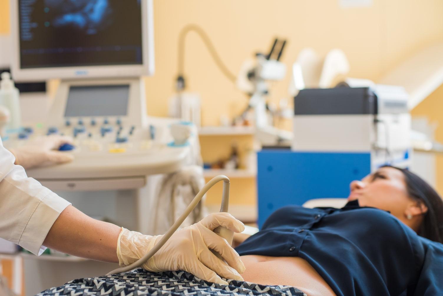 Prvi UZ pregled u trudnoći